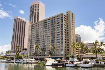 Honolulu HI Condo/Townhouse For Sale: $355,000