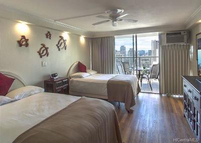Honolulu HI Condo/Townhouse For Sale: $228,000