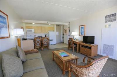 Honolulu Condo/Townhouse For Sale: 229 Paoakalani Avenue #2809