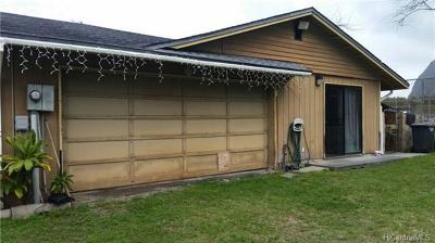 Waimanalo Single Family Home For Sale: 41-034 Wailea Street