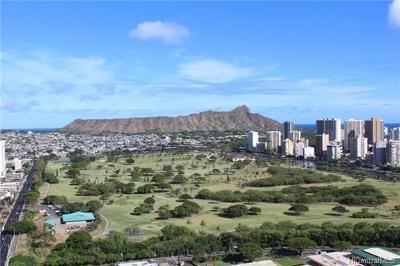 Honolulu Condo/Townhouse For Sale: 2525 Date Street #3801