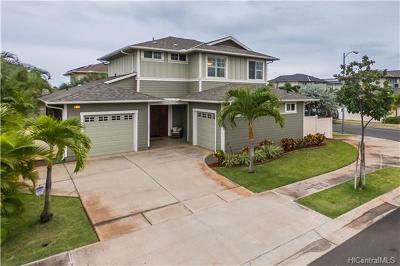 Ewa Beach HI Single Family Home For Sale: $780,000