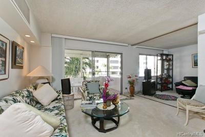 Hawaii County, Honolulu County Condo/Townhouse For Sale: 411 Kaiolu Street #301 & 30