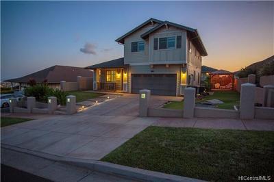 Kapolei Single Family Home For Sale: 92-690 Welo Street