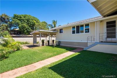 Ewa Beach Single Family Home For Sale: 91-530 Hapalua Street