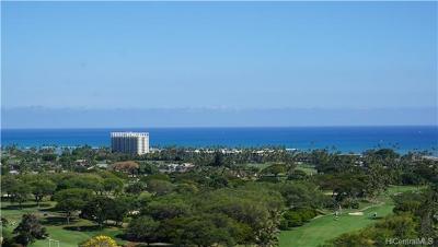 Honolulu Condo/Townhouse For Sale: 4300 Waialae Avenue #A1803