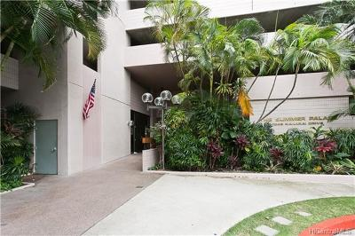 Honolulu Condo/Townhouse For Sale: 1848 Kahakai Drive #2307