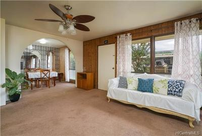 Waianae HI Single Family Home For Sale: $445,000