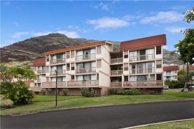 Waianae Condo/Townhouse For Sale: 84-687 Ala Mahiku Street #125C