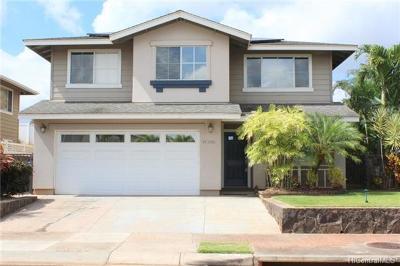 Waipahu Single Family Home For Sale: 94-1040 Halekapio Street