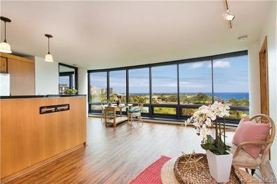 Honolulu County Condo/Townhouse For Sale: 1330 Ala Moana Boulevard #705