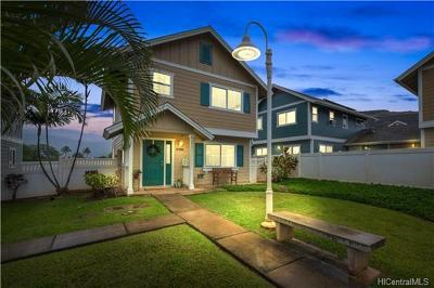 Waianae Single Family Home In Escrow Showing: 87-1976 Pakeke Street #H