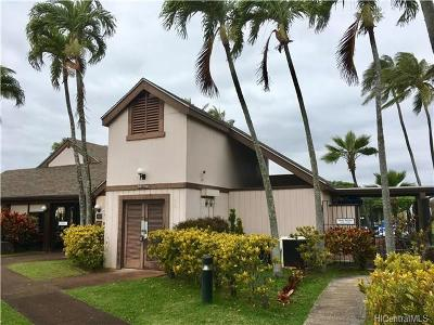 Aiea Condo/Townhouse For Sale: 98-1739 Kaahumanu Street #D