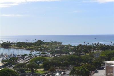 Honolulu HI Condo/Townhouse For Sale: $268,000