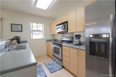 Mililani Condo/Townhouse In Escrow Showing: 95-941 Ukuwai Street #1007