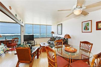 Honolulu County Condo/Townhouse For Sale: 68-121 Au Street #401