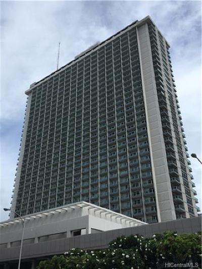 Honolulu County Condo/Townhouse For Sale: 410 Atkinson Drive #2730