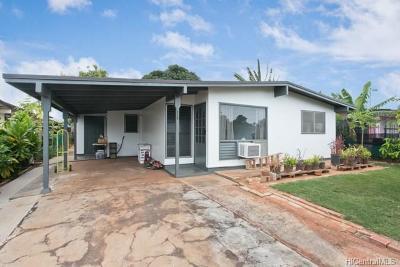 Ewa Beach Single Family Home For Sale: 91-1076 Kaunolu Street