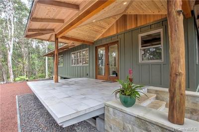 Hawaii County Single Family Home In Escrow Not Showing