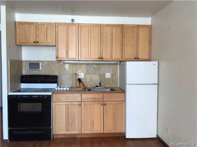 Honolulu Condo/Townhouse For Sale: 364 Seaside Avenue #510
