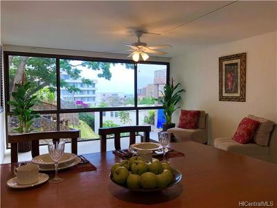 Honolulu Condo/Townhouse For Sale: 217 Prospect Street #D3