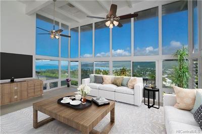 Honolulu Single Family Home For Sale: 117 Polihale Place