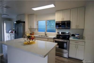 Kaneohe Single Family Home For Sale: 45-590a Keaahala Road