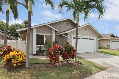 Ewa Beach Single Family Home For Sale: 91-1173 Pohahawai Place