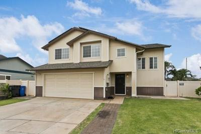 Ewa Beach Single Family Home For Sale: 91-300 Hulikoa Place