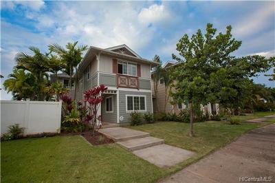 Ewa Beach Single Family Home For Sale: 91-6614 Kapolei Parkway