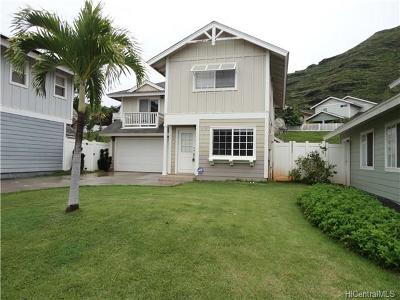 Waianae Single Family Home For Sale: 87-1105 Oheohe Street