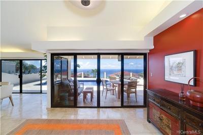 Single Family Home For Sale: 688 Kaulana Place