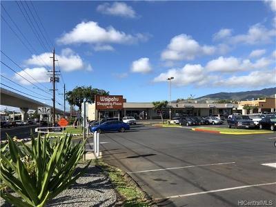Waipahu Condo/Townhouse For Sale: 94-245 Leowahine Street #F3035