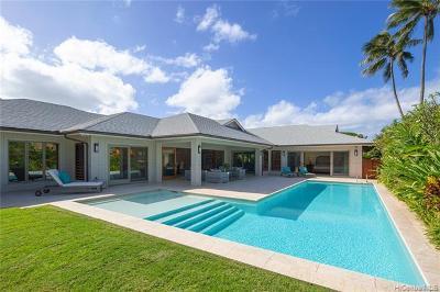 Kailua Single Family Home For Sale: 302 Kailua Road