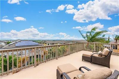 Kapolei HI Single Family Home For Sale: $875,000