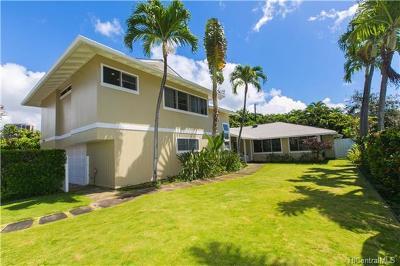 Single Family Home For Sale: 1085 Makaiwa Street