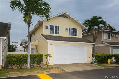 Ewa Beach Single Family Home For Sale: 91-1031 Hoopili Street #47