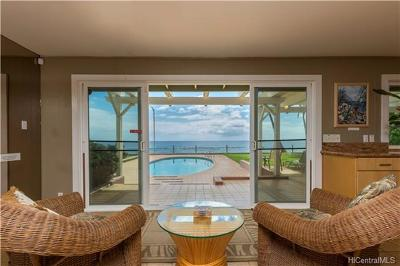 Waianae HI Single Family Home In Escrow Showing: $1,300,000