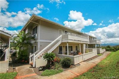 Waipahu Condo/Townhouse For Sale: 94-1253 Lumikula Street #R-7