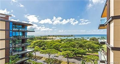 Honolulu Rental For Rent: 1388 Ala Moana Boulevard #2702