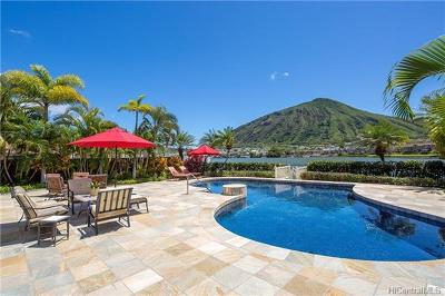 Single Family Home For Sale: 7101 Hawaii Kai Drive