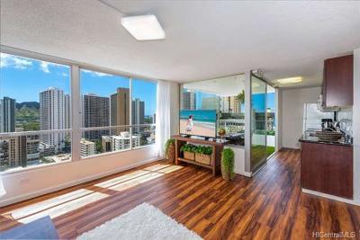 Honolulu Condo/Townhouse For Sale: 2421 Tusitala Street #2404