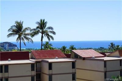 Waianae HI Condo/Townhouse For Sale: $175,000