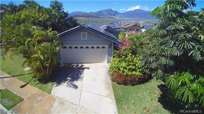 Waianae Single Family Home For Sale: 87-1062 Oheohe Street