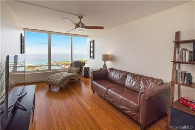 Hawaii County, Honolulu County Condo/Townhouse For Sale: 1009 Kapiolani Boulevard #4606