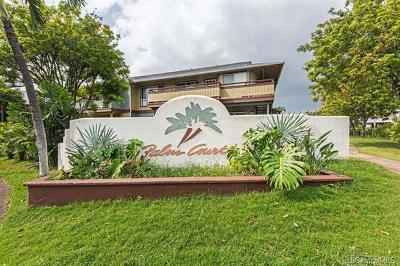 Ewa Beach Condo/Townhouse In Escrow Showing: 91-905 Puahala Street #T