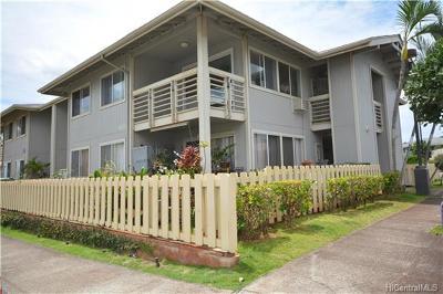 Waipahu Condo/Townhouse In Escrow Showing: 94-516 Kupuohi Street #12-202