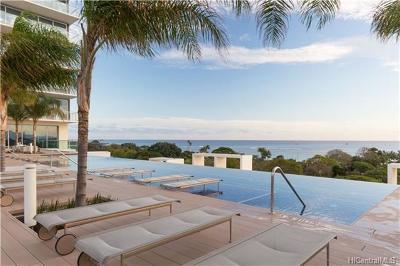 Honolulu County, Hawaii County Condo/Townhouse For Sale: 1118 Ala Moana Boulevard #900