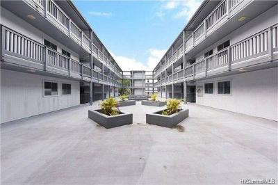 Kaneohe Condo/Townhouse In Escrow Showing: 46-269 Kahuhipa Street #D109