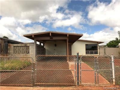 Ewa Beach Single Family Home In Escrow Showing: 91-825 Lapine Place